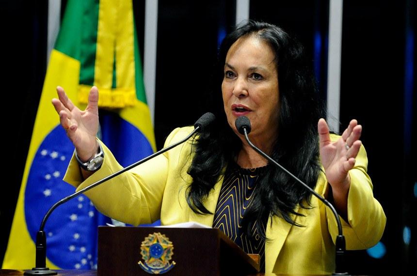 Rose de Freitas defende prioridade no orçamento para saúde e educação