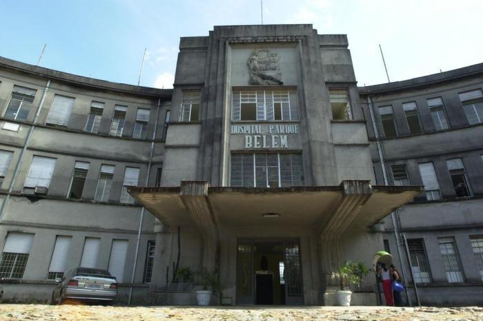Complexo hospitalar será instalado no espaço do hospital Parque Belém