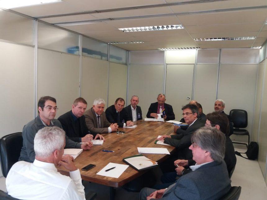 Federação se reúne com Presidente do IPERGS