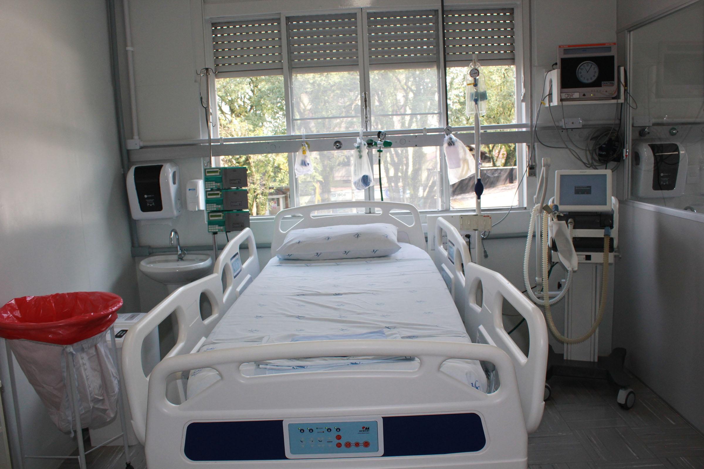 UTI Adulto do Hospital Santa Cruz atinge nível máximo de excelência