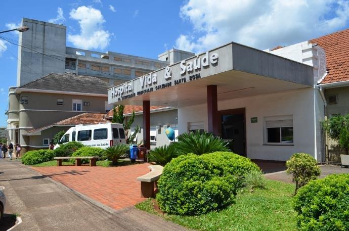 Hospital de Santa Rosa recebe R$ 7,5 milhões para obras