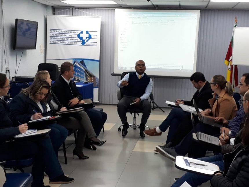 Grupo Técnico de Saúde Suplementar se reúne na Federação