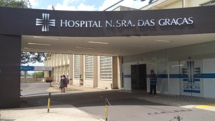 Emergência do hospital Nossa Senhora das Graças, em Canoas, reabre após seis dias