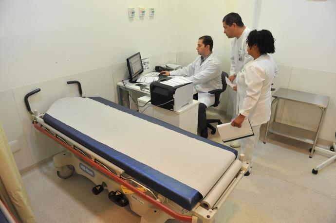 Setor de Traumatologia do Hospital da Restinga deve realizar 1,2 mil consultas por mês