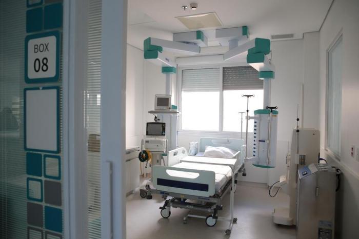 Hospital da Restinga opera a pleno após abertura da UTI