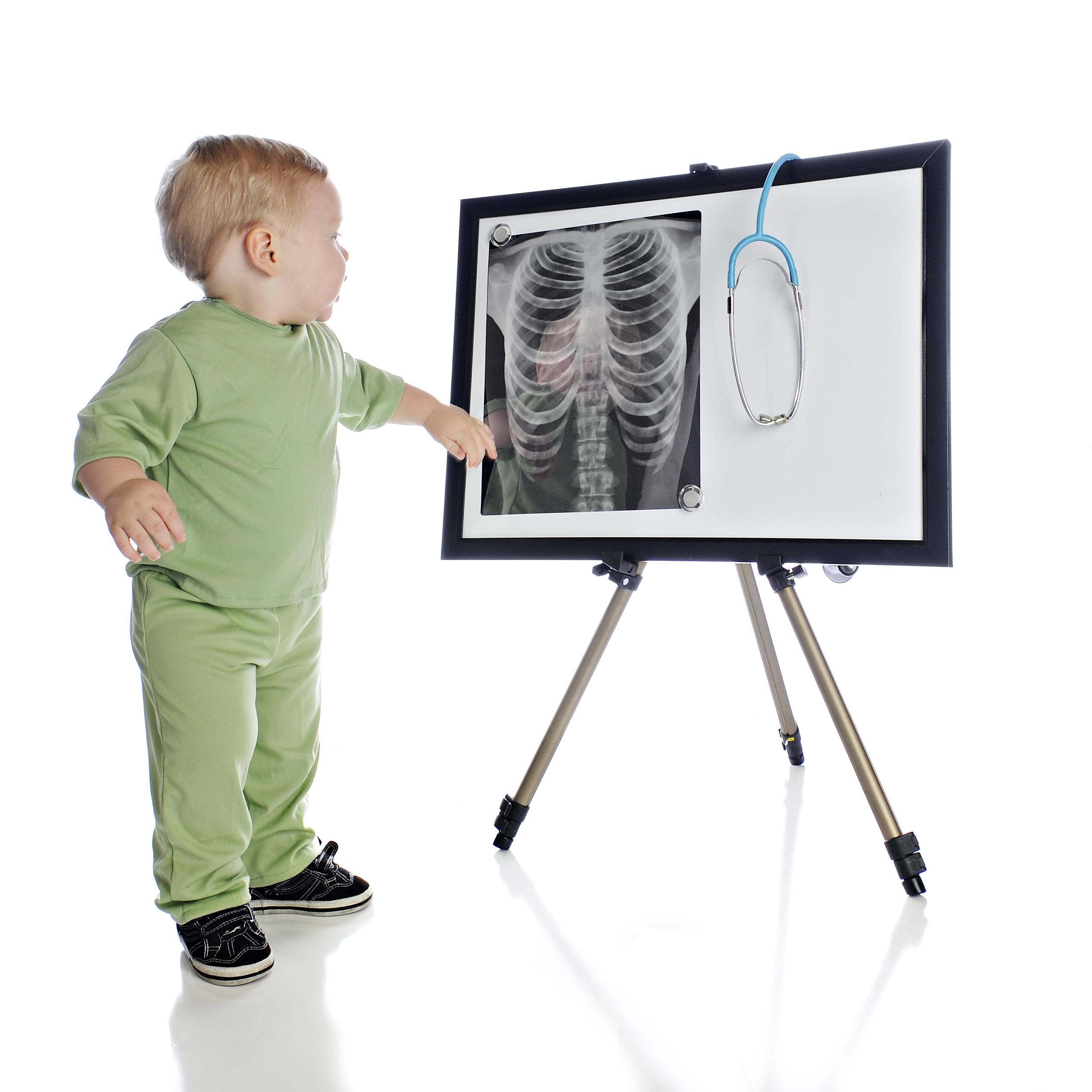 Pediatras pedem uso racional de exames por imagens em crianças