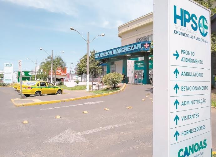 Restrições de atendimento em hospitais geram queixas em Canoas