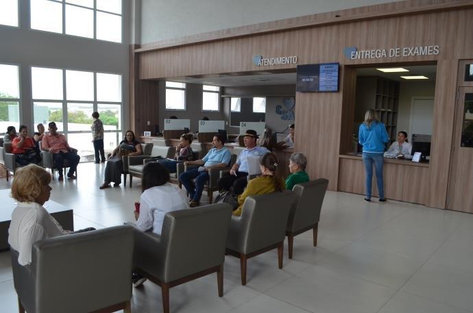 Hospital de Santa Rosa amplia atendimento em nova unidade