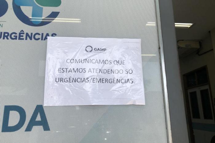 Secretário da Saúde do RS critica hospitais em crise que não avisaram sobre suspensão de atendimentos