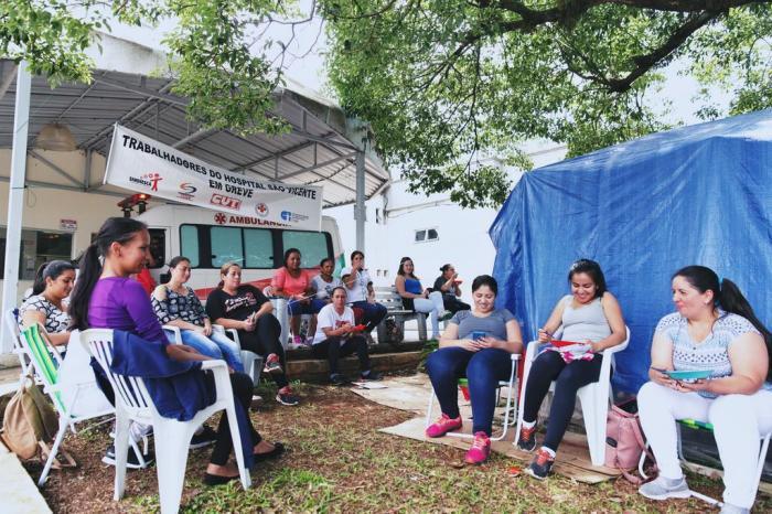 16 hospitais que são referência para 259 municípios têm atendimento restrito