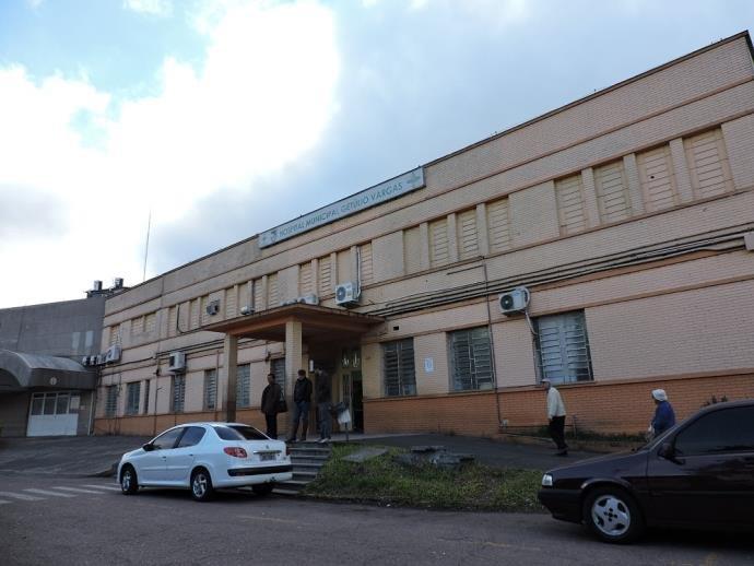 Hospital Getúlio Vargas restringe atendimentos em Sapucaia do Sul