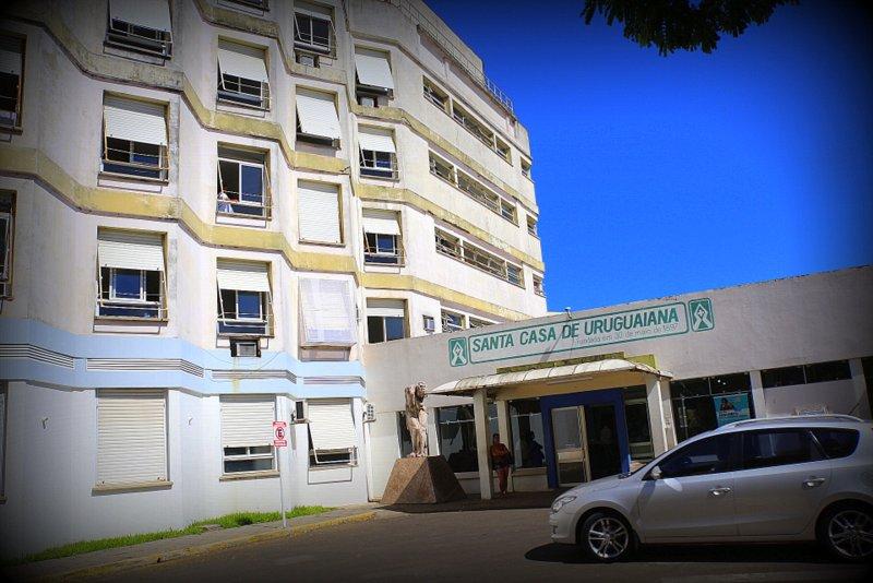 Funcionários da Santa Casa de Uruguaiana decidem parar