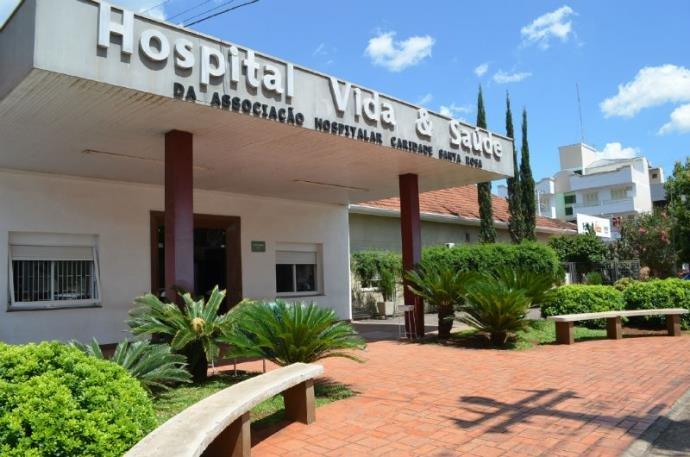 Hospital de Santa Rosa projeta fechamento de leitos por dificuldades financeiras