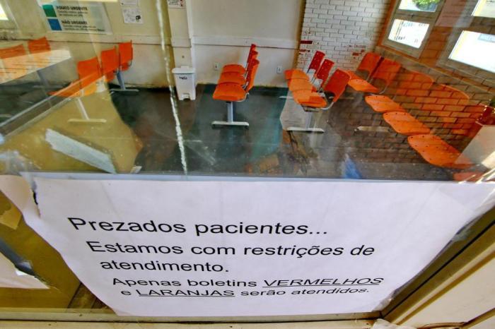 Com dívida de R$ 765 milhões, hospitais e prefeituras pressionam Leite por solução