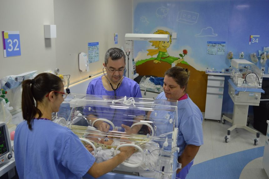 UTI Neonatal do Hospital Vida e Saúde teve 201 atendimentos