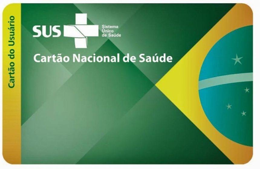 Usuários do Cartão SUS farão recadastramento em Santa Cruz do Sul