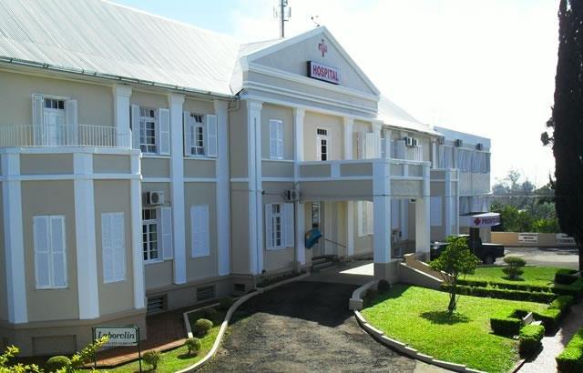 Hospital de Santo Cristo vende terreno para pagar 13º salário