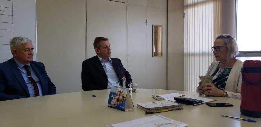 Federação tem novo encontro com Secretária da Saúde