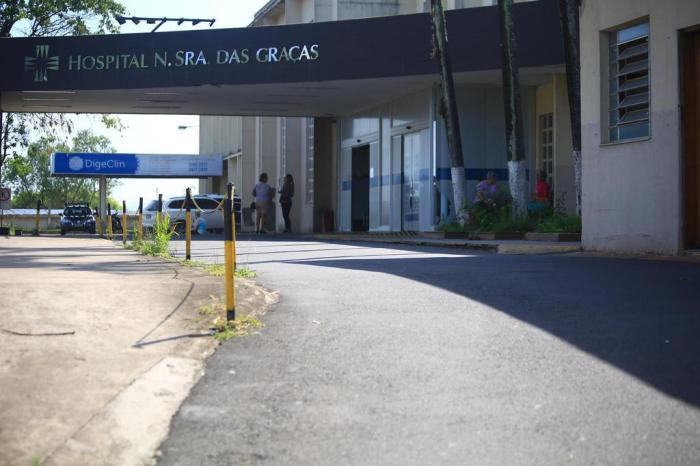 Atrasos em quimioterapias preocupam pacientes do Hospital Nossa Senhora das Graças, em Canoas