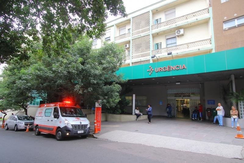 Hospitais ficam sem plantão policial