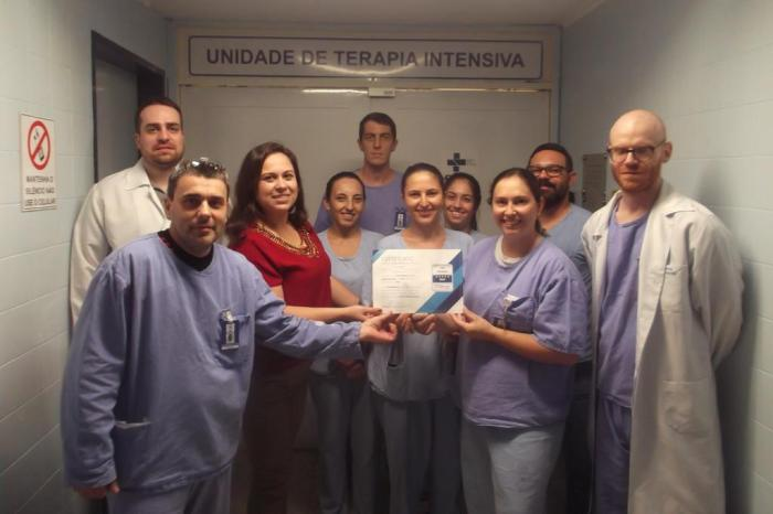 Hospital Montenegro supera crise financeira e ganha selo UTI Eficiente