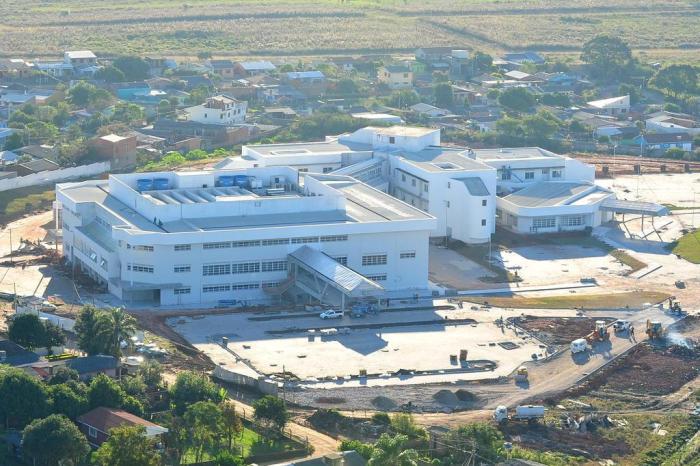 Segundo ambulatório do Hospital Regional de Santa Maria será inaugurado em agosto