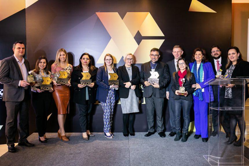Federação das Santas Casas do Rio Grande do Sul entrega o Prêmio Luiz Carlos Rocha Falchi de Gestão