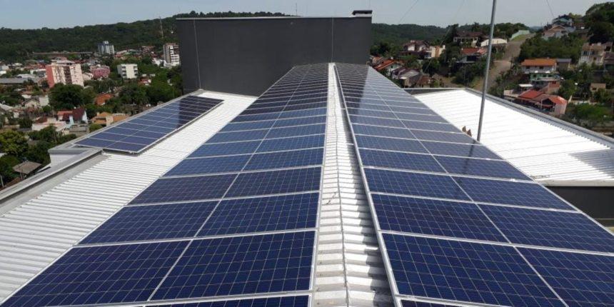 Hospital de Parobé terá usina de energia solar fotovoltaica