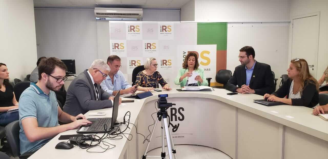 Plano de contingência do coronavírus do Estado é apresentado a entidades