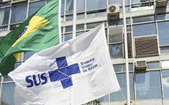Brasil comemora a lei dos 30 anos da criação do SUS