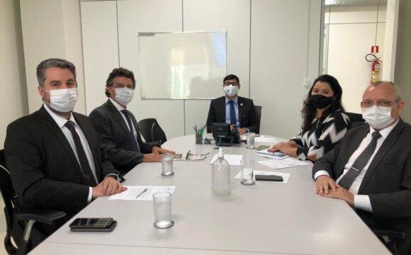 Federação participa de Encontro com Ministério da Saúde